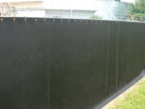 acoustifence barrier