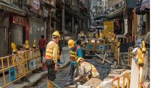 hong kong construction noise fines