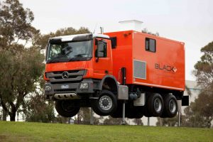 Grizzly200 truck mounted CPT system
