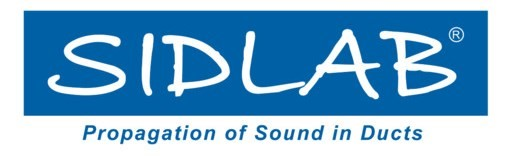Sidlab propagation of sound in ducts logo