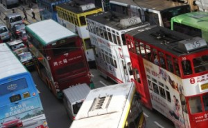 Exposure to Hong Kong's traffic noise declines over 15 years