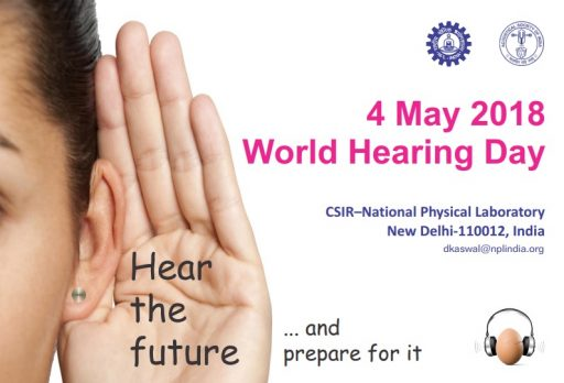 World Hearing Day 2018