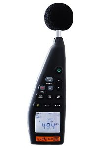 SL-02 Placid Soundlevel meter