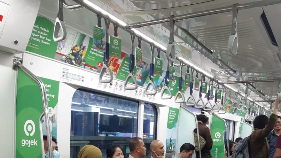 Exploring Jakartan Public Transportation Through The Sound