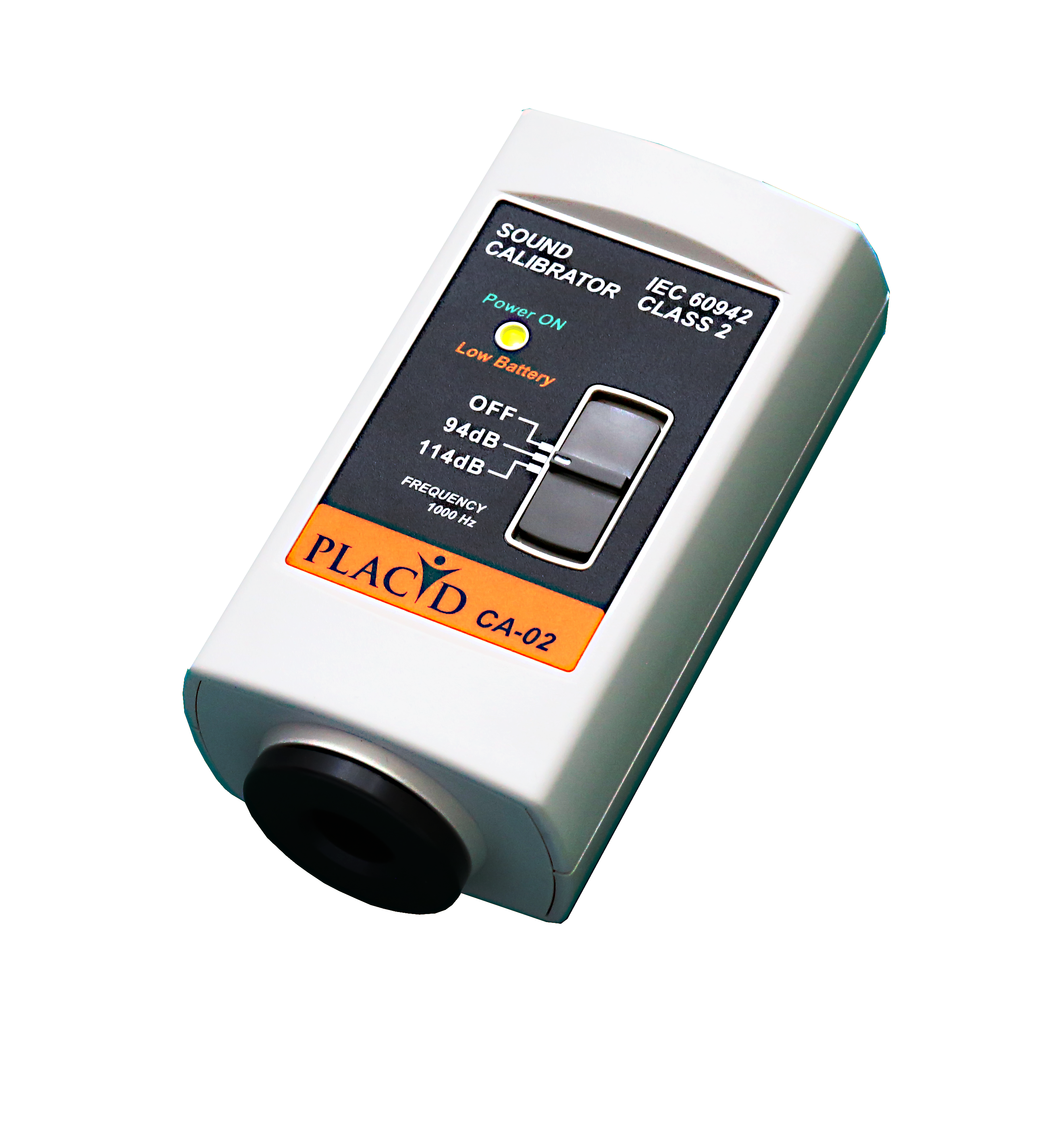 PLACID CA-02 Calibrator for sound level meter