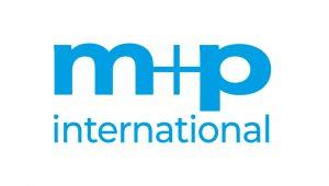 M+P logo