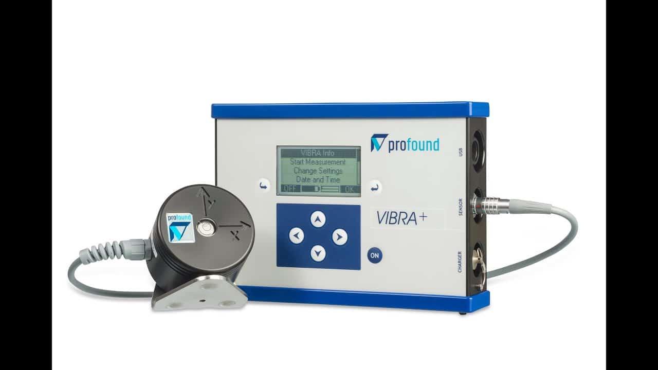 Dytran vibracorder