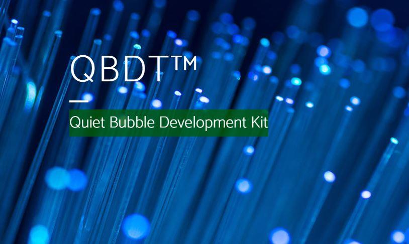 Quiet Bubble Development Kit ANC Active Noise Control